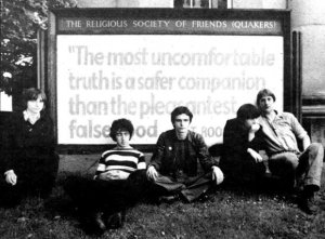 Grave statement from an immortal group.