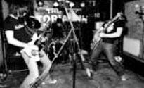 Punk rock pose! Shame we didn't hear more fom them.